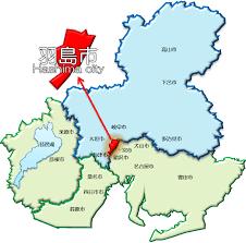 ウチら3姉妹・東亜の地元の岐阜県羽島市