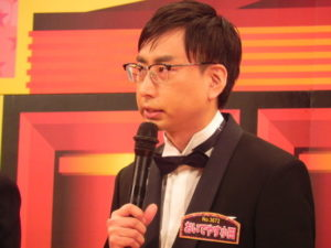 ツッコミが面白いおいでやす小田