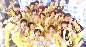 少年忍者のメンバー