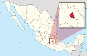 上白石萌音の住んでいたメキシコシティ