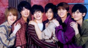 7MEN侍のメンバー