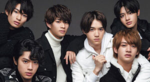 美 少年のメンバー