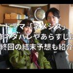 ネメシスドラマ原作ネタバレやあらすじは?最終回の結末予想も紹介!