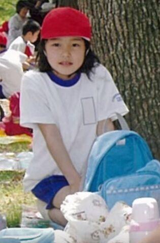 桜井日奈子 小学生
